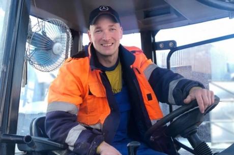 KULK traktorists: tehnika ir jāizjūt un jāsaprot