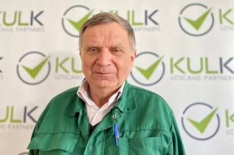 Andrejs, KULK tehnikas vadītājs: es cenšos strādāt tā, it kā darītu priekš sevis